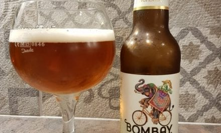 Bombay Bicycle Beer Review