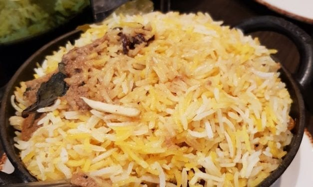 Is this the best Biryani in Britain?