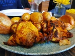 Zouk Manchester Sunday Lunch
