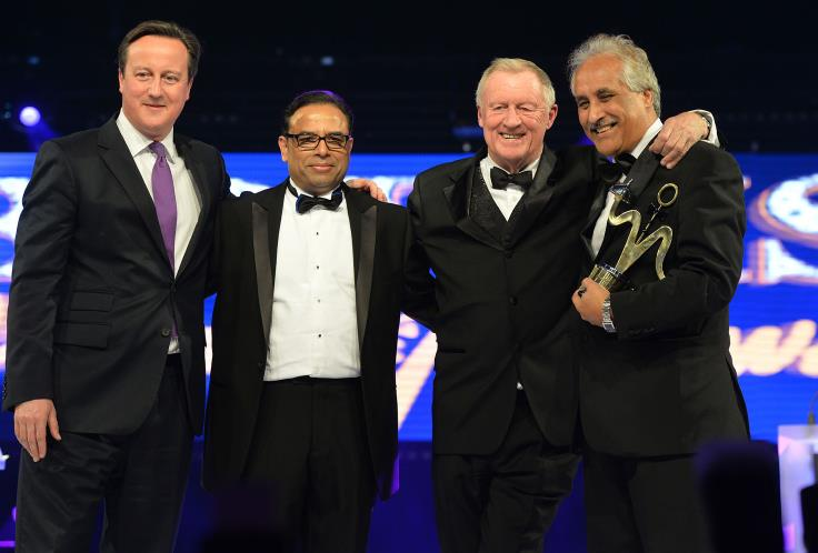 British Curry Awards 2013: The Winners