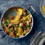 Chicken and Lemon Biriyani