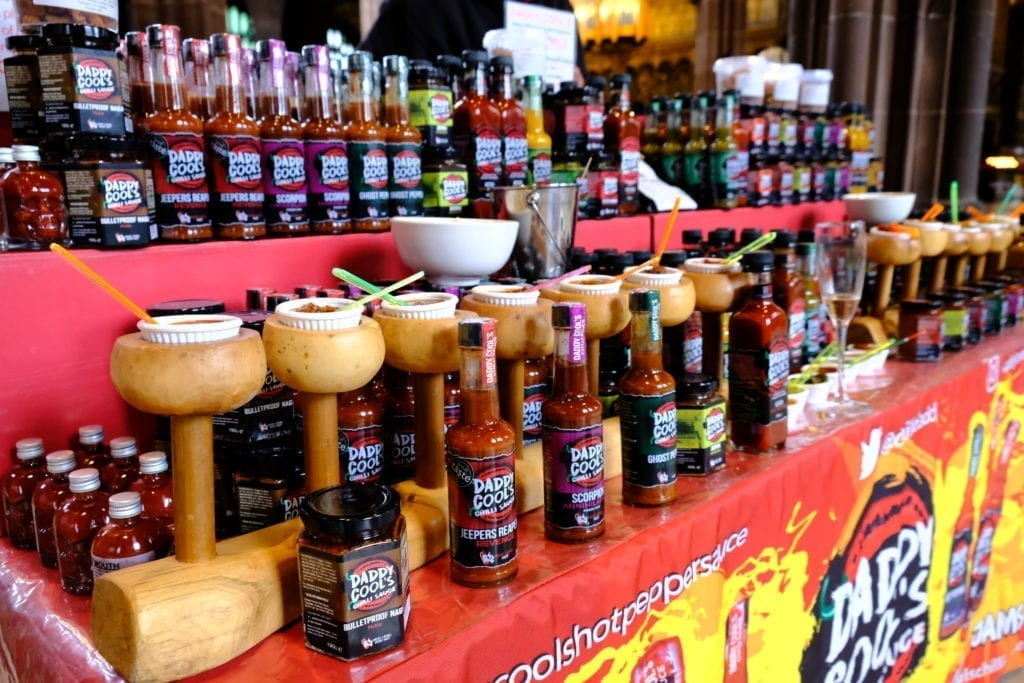 Daddy Cool's Sauces Review