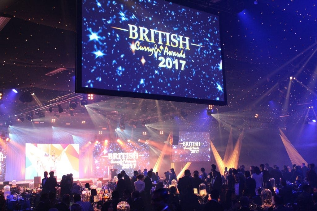 curry awards in the uk