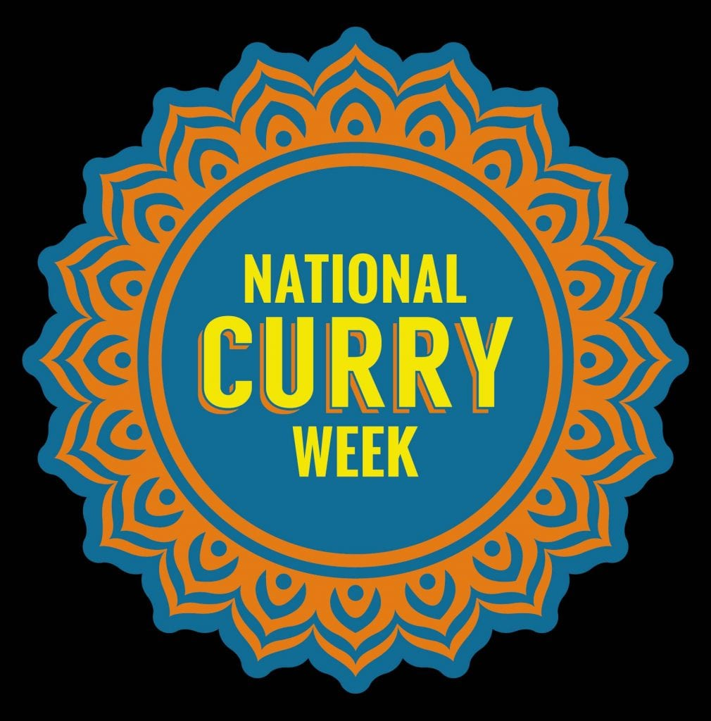 National Curry Week Logo