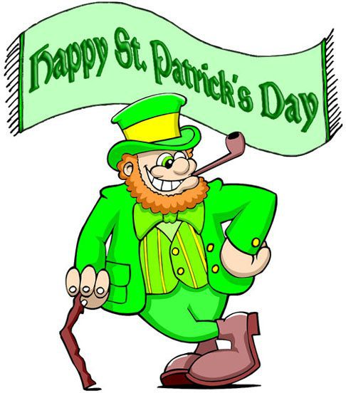 Saint Patrick's Day, the Indian way!