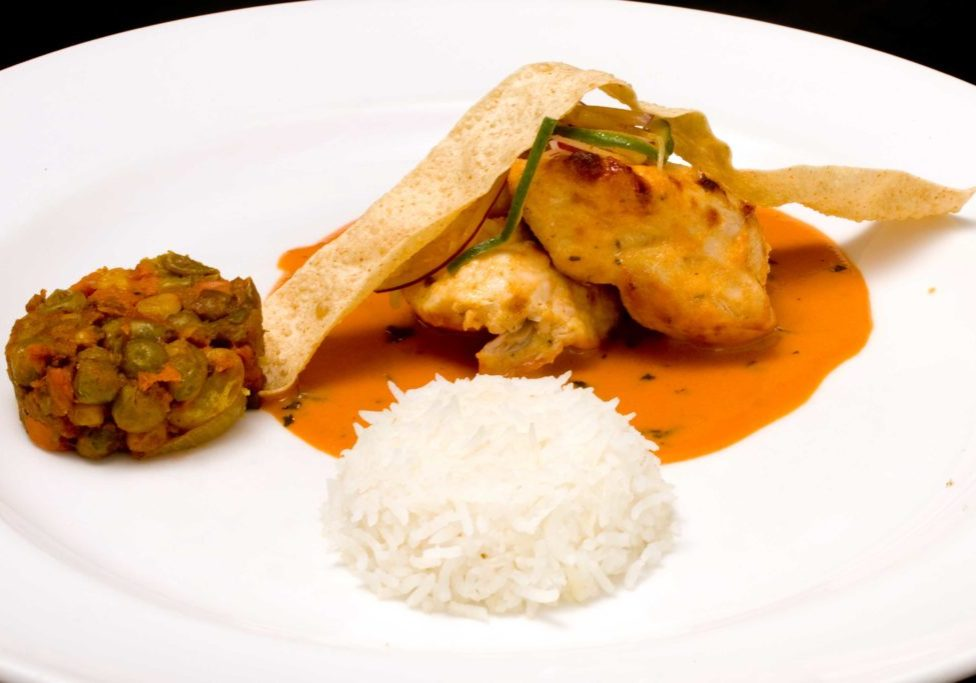 indian style chicken