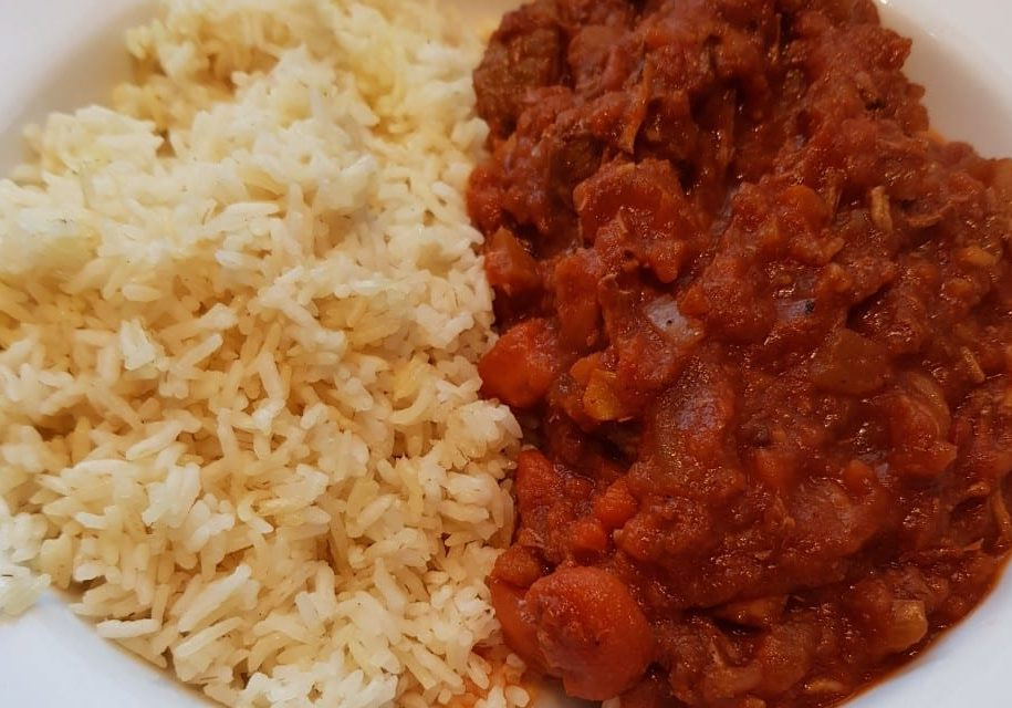 Curry for slimmers