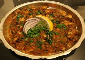 lamb karahi recipe