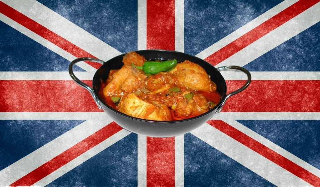 How Many Curry Houses are there inthe UK?