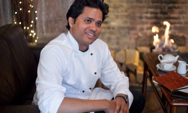 An Interview with Dev Biswal, Asian Chef of the Year