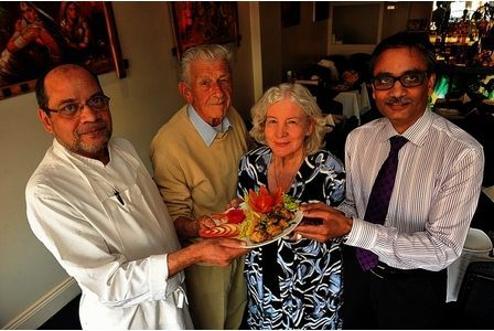 Life Long Customers Get Free Curry